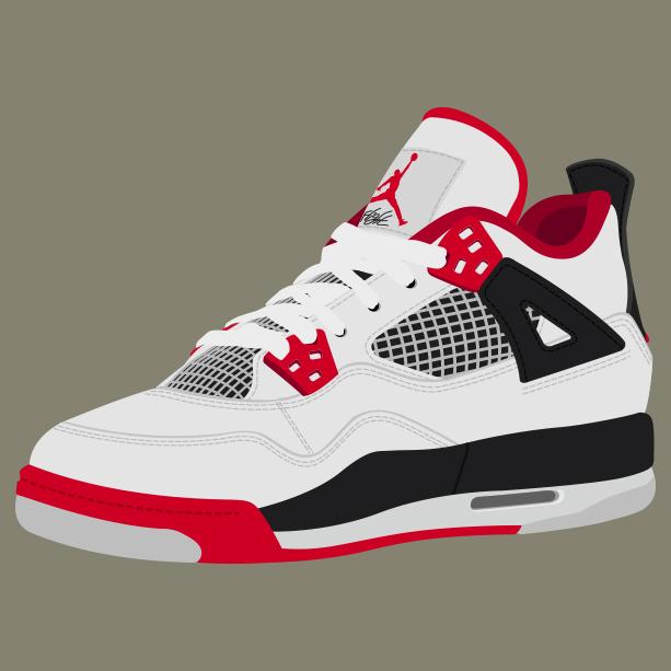 Nike Air Jordan IV