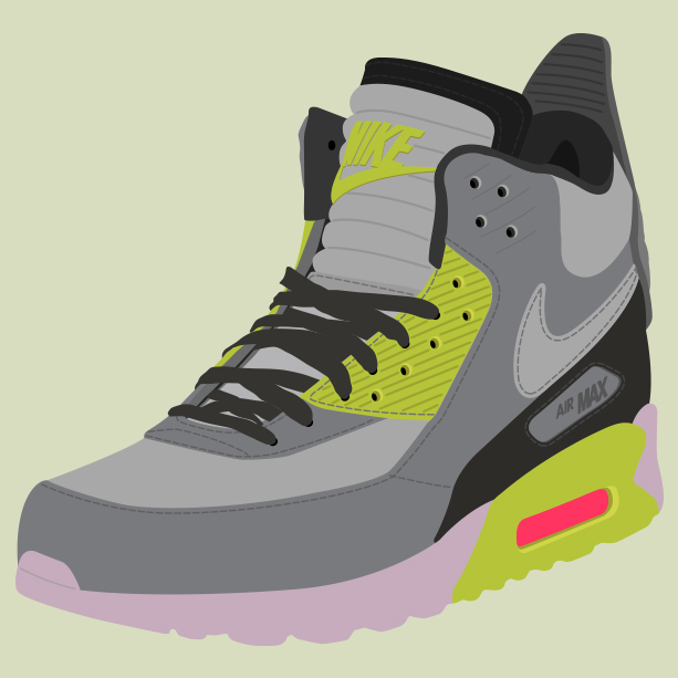 Nike air Max 90 Boots