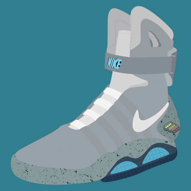 "Nike Mag ""Back to the Future"""