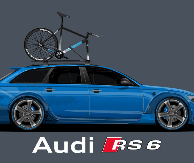 Audi RS6 «Cinelli Edition»