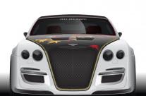 Bentley Continental GTR