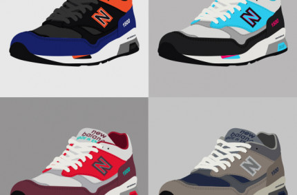 New Balance 1500 «Collage»