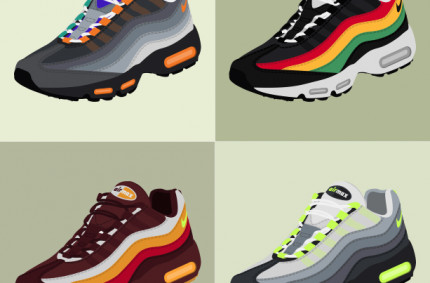 "Nike Air Max 95 ""Collage"""