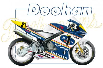 Honda CBR Mick Doohan Edition