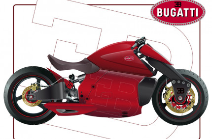 Bugatti Motorbike