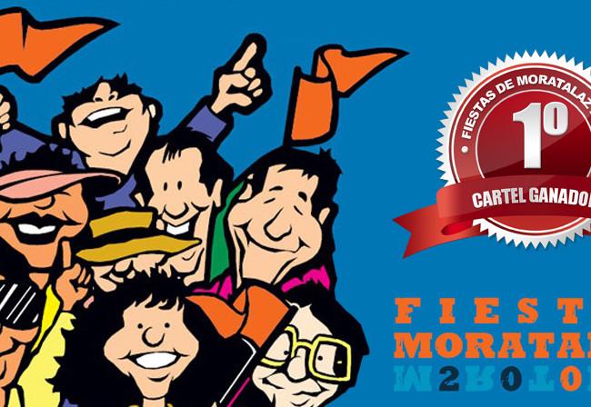 Cartel ganador Fiestas de Moratalaz 2006