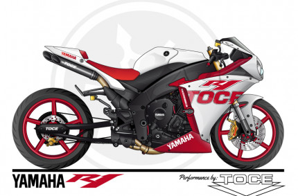 Yamaha R1 – Performance by TOCE