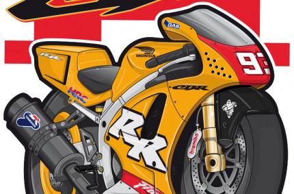 Honda CRB 1000RR