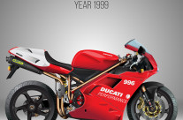 DUCATI 996 Arrow Edition